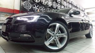 Audi A5 2014 com rodas  HD Raw Audii RS7 aro 20