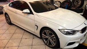 BMW 420I 2014 com rodas Advanti  aro 19