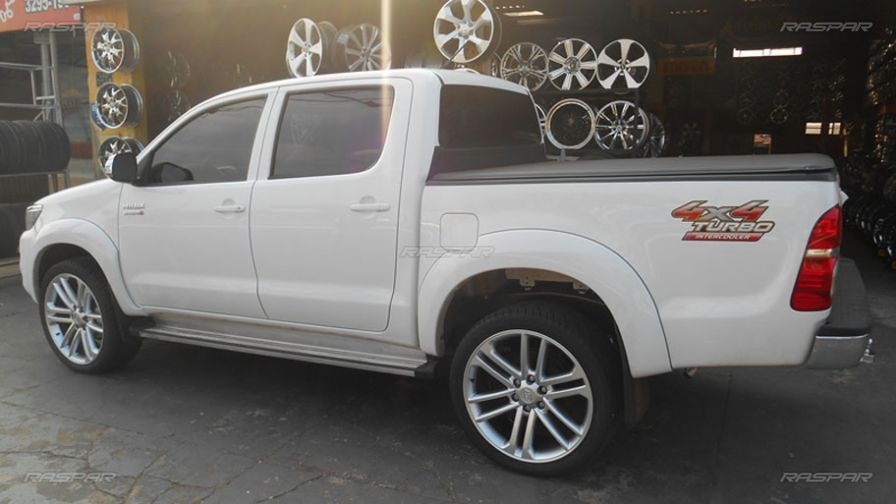 2014 Toyota Hilux Spy Pictures.html | Autos Post